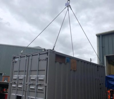 Read more about Containerised SWRO plant delivered to offshore customer.